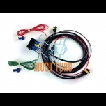 Wiring harness with parking lights for Lazer lights RRR 750 850 1000 1250 PL