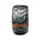 ATV tire 25X10R12 Kenda K572 RoadGo TL