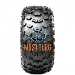 ATV tire 18X10.5R9 28F Kenda Klaw K533 TL