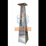 Terrace heater - Eiffel with 11KW gas