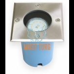 Terrassivalgusti roostevaba 230V max 50W GU10 108X108mm IP65 Kobi