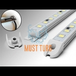 Interior lighting 24V 1000mm 1320lm 15W 4000K IP67