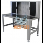 Tool cabinet with desktop Boxo