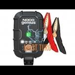 Akulaadija Noco Genius1 1A 6V/12V IP60 toimib -20°C juures