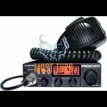 CB radio station President Martin 40 channels AM / FM power 4W