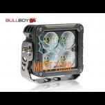 Töötuli soojendusega klaasiga 50W 10-30V 4680lm 5000K IP67 Bullboy