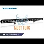 High beam X-Vision Genesis II 1300 Hybrid beam with parking light 9-36V 248W 15000lm ref.50 4700K