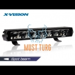 X-Vision Genesis II 600 Spot beam parktule 9-36V 82W 6000lm ref.50 4700K