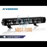 X-Vision Genesis II 600 Hybrid beam parking light 9-36V 92W 7400lm ref.50 4500K