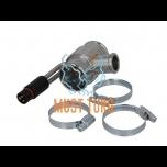 Engine heating element between hoses Defa D411473