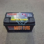 Car battery 85Ah 800A 315X175X175mm - / + Tudor warranty 24 months by Exide