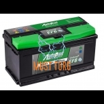 Car battery 100Ah 900A 353X175X190 - / + AGM AutoParts