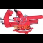 Kruustangid pöördalusel 150mm KS Tools