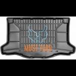 Luggage compartment mat rubber Honda Jazz III 2013-