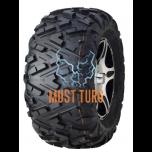 ATV tire 30X10R14 8PR Duro DI2039 Power Grip V2 TL