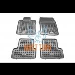 Rubber mats Honda Accord III 08- 4pcs