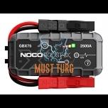 Käivitusabi-booster NOCO Boost X GBX75 UltraSafe 2.0 12V 2500A
