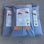 Earthworms manure 20L (about 10kg)