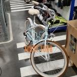 Jalgratas Adriatica Cruiser valge