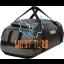 Transpordikott Chasm 90L Duffel Dark Shad