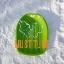 Kelk plastikust suurusega 69x49x10cm, roheline