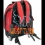 Tool bag on wheels with telescopic handle with backpack function KS Tools