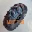 ATV tire 27X10.00-12 6PR Deestone D932 Swamp Witch TL