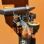 Pump SKS AIRWORX AV, SV, DV ventiilile oranz