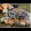 Lõkkegrill 56x41x3cm