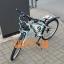 """Jalgratas Drag H-2 raam14"""" valge/roheline"""