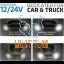 Autopirnide komplekt H4 Led canbus 25W 12-32V 4000lm 6000K 2tk markeering E8 R10 BOSMA