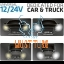 Autopirnide komplekt H1 Led canbus 25W 12-32V 4000lm 6000K 2tk markeering E8 R10 BOSMA