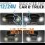 Autopirnide komplekt H3 Led canbus 25W 12-32V 4000lm 6000K 2tk markeering E8 R10 BOSMA