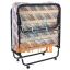 Extra bed Bergamo 80x190xH26cm mattress