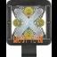 Töötuli parktulega Led 12V 22/2W 1250lm ECE R10 Osram Cube MX85-SP