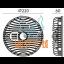 Industrial luminaire 100W 230V 11000lm 4000K Nexus warranty 3 years