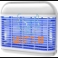 Insects mosquitoes flies catcher 50m2 max