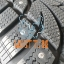 215 / 65R17 99T RoadX RXFrost WH12 studded tire